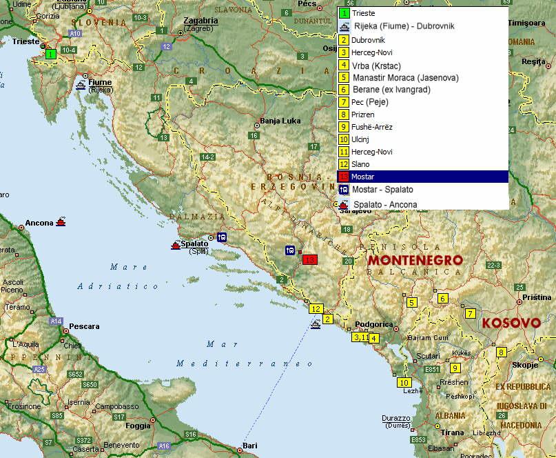Viaggio Al Centro Dei Balcani Sito Sputnik