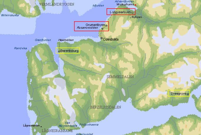 Cartina Norvegia Da Stampare.Svalbard E Lofoten Terre Artiche Norvegesi Escursionismo Alle Svalbard Sito Sputnik