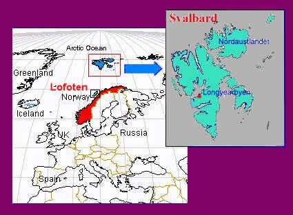 Cartina Della Norvegia Da Stampare.Svalbard E Lofoten Terre Artiche Norvegesi Escursionismo Alle Svalbard Sito Sputnik